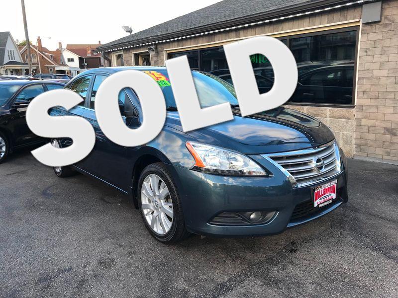 2013 Nissan Sentra Sl City Wisconsin Millennium Motor Sales