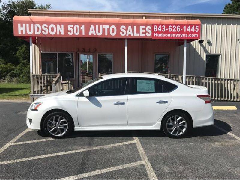 2013 Nissan Sentra SR   Myrtle Beach, South Carolina   Hudson Auto Sales in Myrtle Beach South Carolina