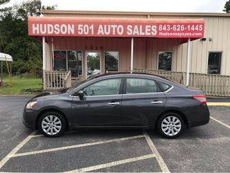 2013 Nissan Sentra SV | Myrtle Beach, South Carolina | Hudson Auto Sales in Myrtle Beach South Carolina