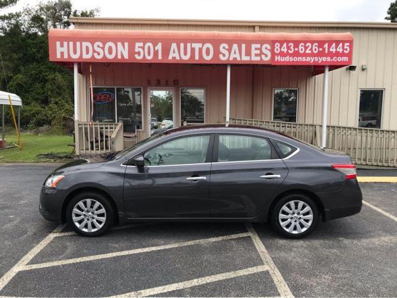 2013 Nissan Sentra SV | Myrtle Beach, South Carolina | Hudson Auto Sales in Myrtle Beach South Carolina