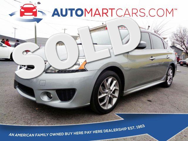 2013 Nissan Sentra SR | Nashville, Tennessee | Auto Mart Used Cars Inc. in Nashville Tennessee