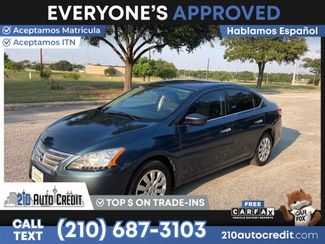 2013 Nissan Sentra SV in San Antonio, TX 78237