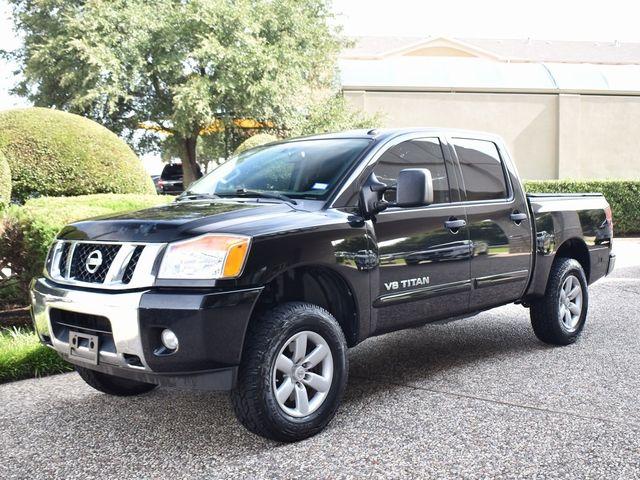 2013 Nissan Titan SV in McKinney, Texas 75070