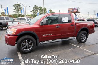 2013 Nissan Titan PRO-4X in Memphis, Tennessee 38115