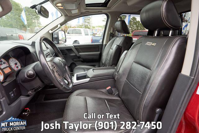 2013 Nissan Titan PRO-4X in Memphis, Tennessee 38115