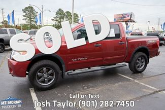 2013 Nissan Titan PRO-4X | Memphis, TN | Mt Moriah Truck Center in Memphis TN
