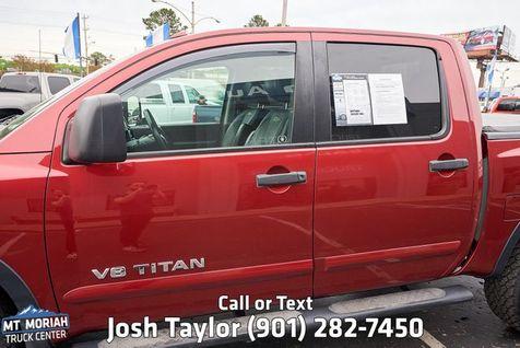 2013 Nissan Titan PRO-4X | Memphis, TN | Mt Moriah Truck Center in Memphis, TN