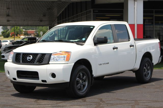 2013 Nissan Titan S Crew Cab 4x4 - ONE OWNER - ALLOY WHEELS! Mooresville , NC 21