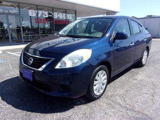 2013 Nissan Versa SV  Abilene TX  Abilene Used Car Sales  in Abilene, TX
