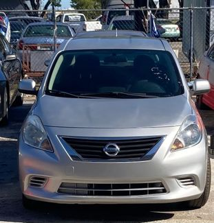 2013 Nissan Versa SV in Fort Myers, FL 33901