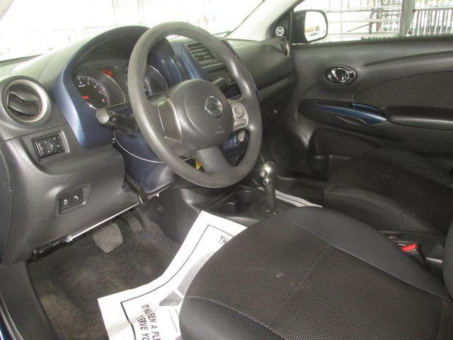 2013 Nissan Versa SV Gardena, California 4
