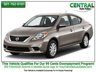 2013 Nissan Versa SV | Hot Springs, AR | Central Auto Sales in Hot Springs AR