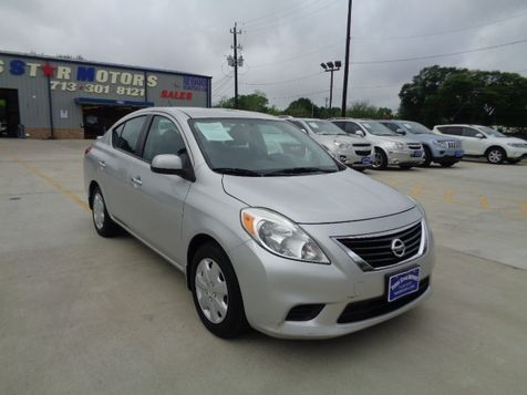 2013 Nissan Versa SV in Houston
