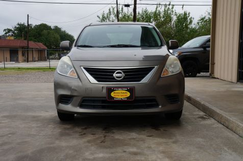 2013 Nissan Versa SV | Houston, TX | Brown Family Auto Sales in Houston, TX