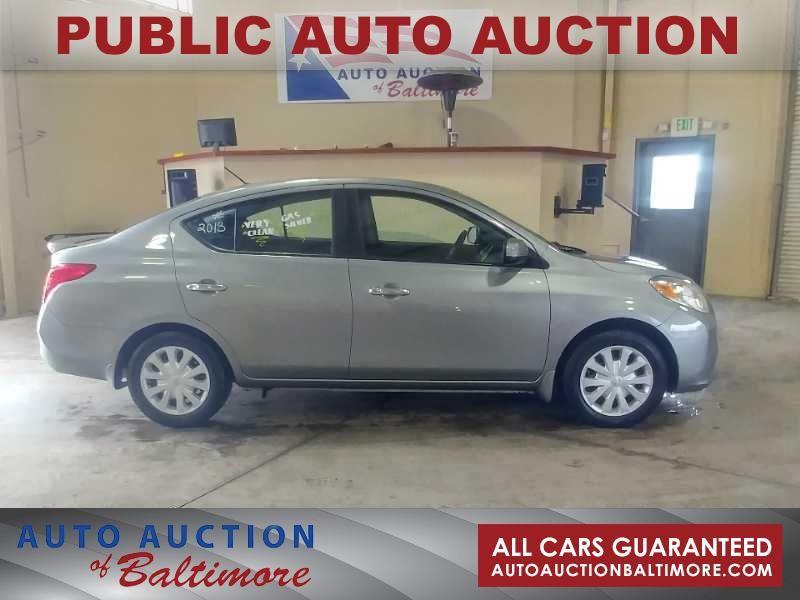 2013 Nissan Versa SV | JOPPA, MD | Auto Auction of Baltimore  in JOPPA MD