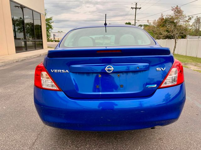 2013 Nissan Versa SV Tampa, Florida 5