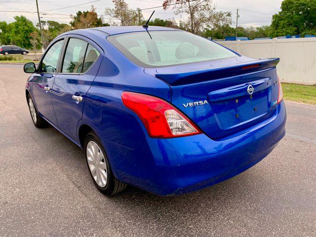 2013 Nissan Versa SV Tampa, Florida 4