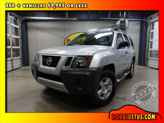 2013 Nissan Xterra X in Airport Motor Mile ( Metro Knoxville ), TN 37777