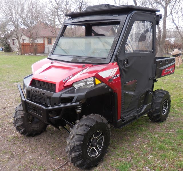 2013 Polaris Ranger XP