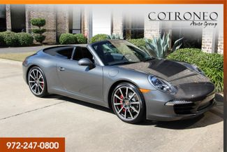 2013 Porsche 911 Carrera S Cabriolet in Addison, TX 75001