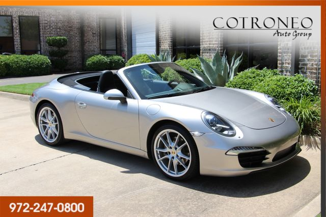 2013 Porsche 911 Carrera Cabriolet in Addison, TX 75001