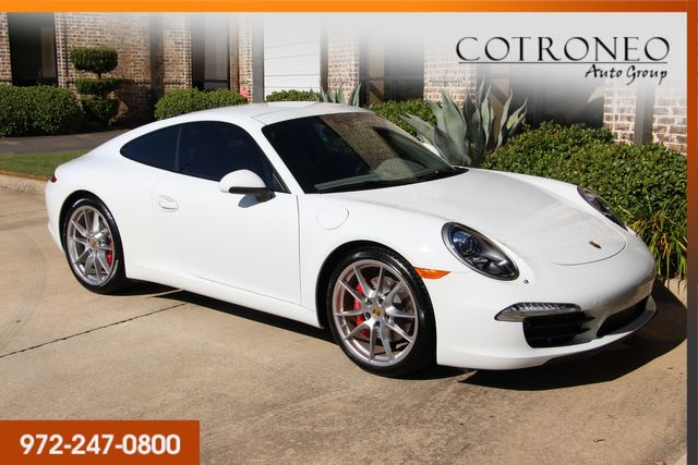 2013 Porsche 911 Carrera S Coupe in Addison, TX 75001