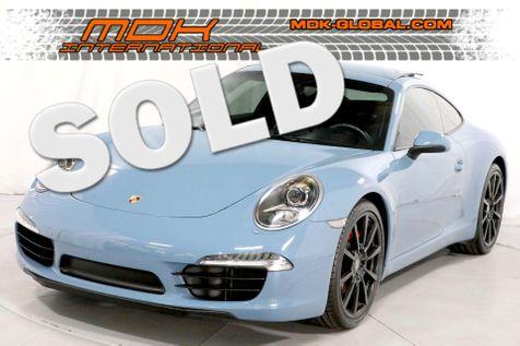 2013 Porsche 911 Carrera S - PAINT TO SAMPLE - $129700 MSRP in Los Angeles