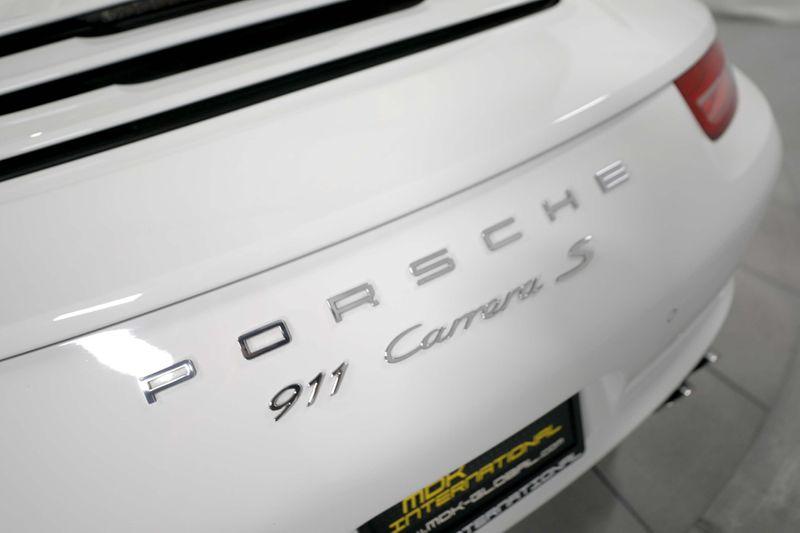 2013 Porsche 911 Carrera S - Orginal MSP of 123630  city California  MDK International  in Los Angeles, California