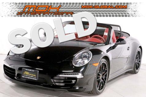 2013 Porsche 911 Carrera 4S - Original MSRP of $140510 in Los Angeles