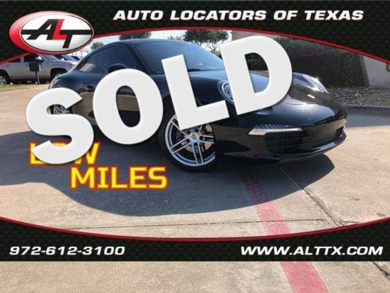 2013 Porsche 911 Carrera 2 Base | Plano, TX | Consign My Vehicle in Plano TX