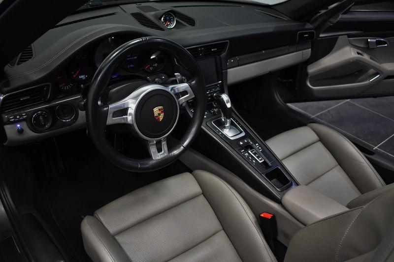 2013 Porsche 911 Carrera 4S Cabriolet in Carrollton, TX