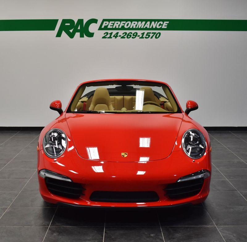 2013 Porsche 911 Carrera S Cabriolet in Carrollton, TX