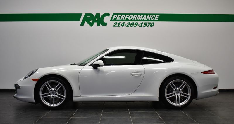 2013 Porsche 911 Carrera in Carrollton, TX