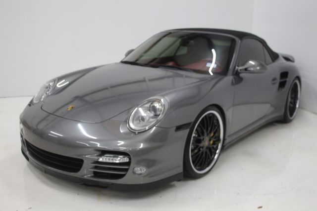 2013 Porsche 911 S Cab Turbo S Cab Houston, Texas 0