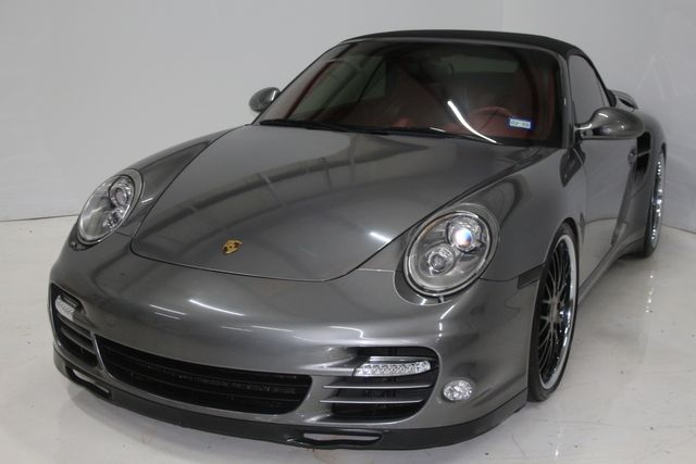 2013 Porsche 911 S Cab Turbo S Cab Houston, Texas 2