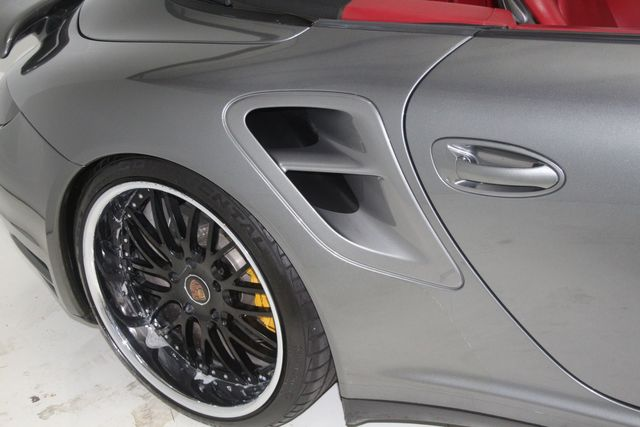 2013 Porsche 911 S Cab Turbo S Cab Houston, Texas 16