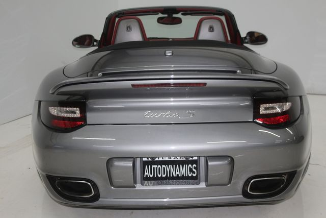 2013 Porsche 911 S Cab Turbo S Cab Houston, Texas 17