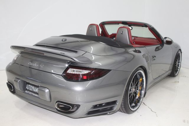 2013 Porsche 911 S Cab Turbo S Cab Houston, Texas 18