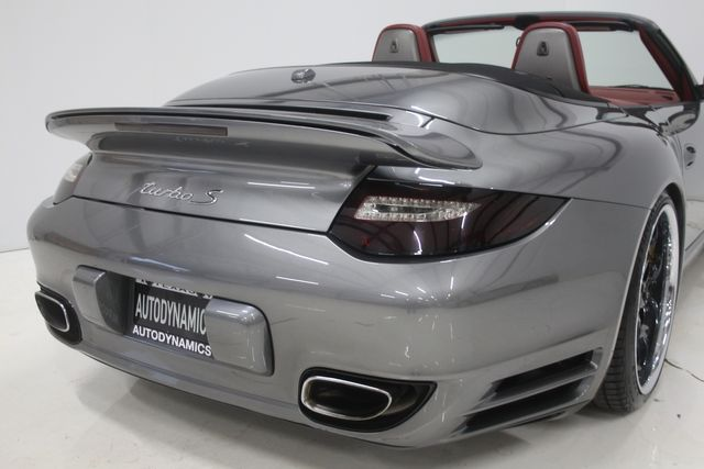 2013 Porsche 911 S Cab Turbo S Cab Houston, Texas 19