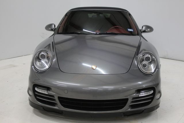 2013 Porsche 911 S Cab Turbo S Cab Houston, Texas 3