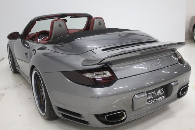 2013 Porsche 911 S Cab Turbo S Cab Houston, Texas 20
