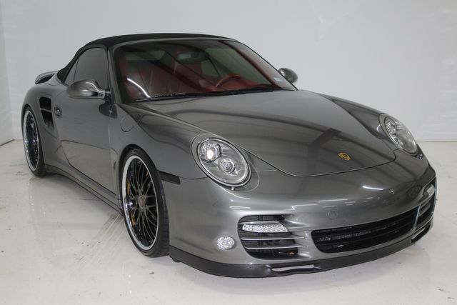 2013 Porsche 911 S Cab Turbo S Cab Houston, Texas 9