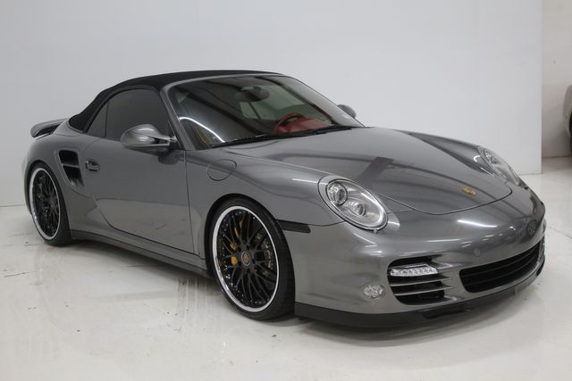 2013 Porsche 911 S Cab Turbo S Cab Houston, Texas 6
