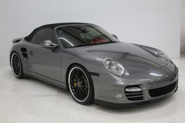 2013 Porsche 911 S Cab Turbo S Cab Houston, Texas 10