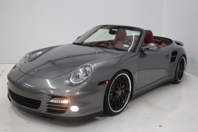 2013 Porsche 911 S Cab Turbo S Cab Houston, Texas 8