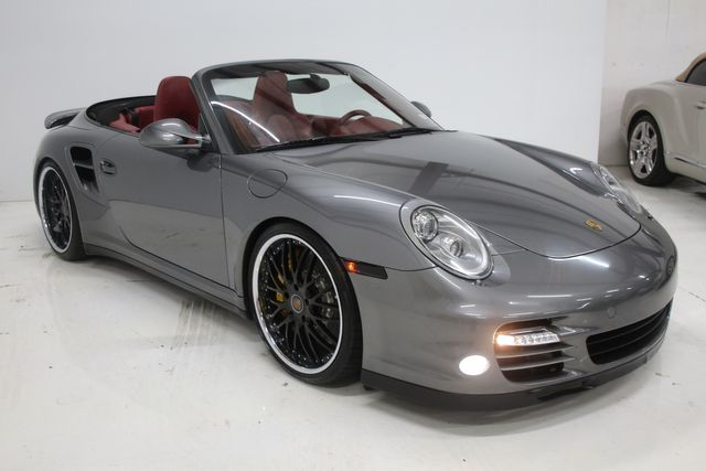 2013 Porsche 911 S Cab Turbo S Cab Houston, Texas 4