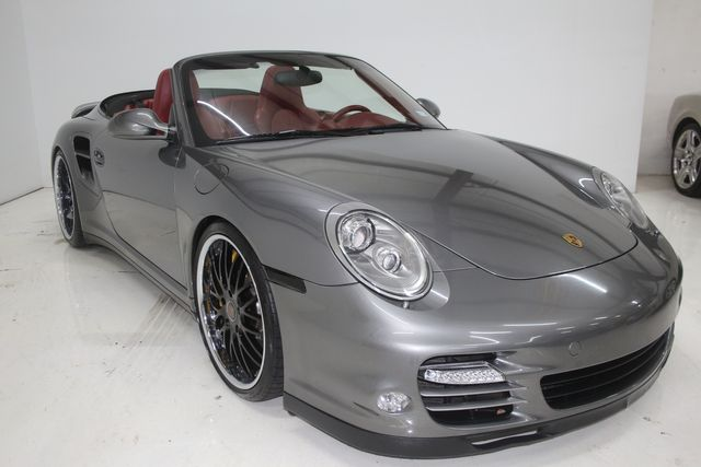 2013 Porsche 911 S Cab Turbo S Cab Houston, Texas 5