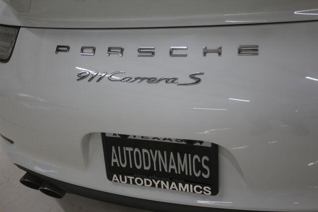 2013 Porsche 911 Carrera S Houston, Texas 18
