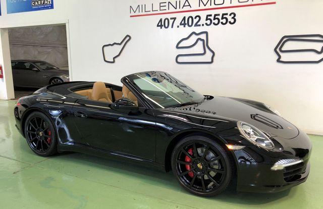 2013 Porsche 911 Carrera S Longwood, FL 1