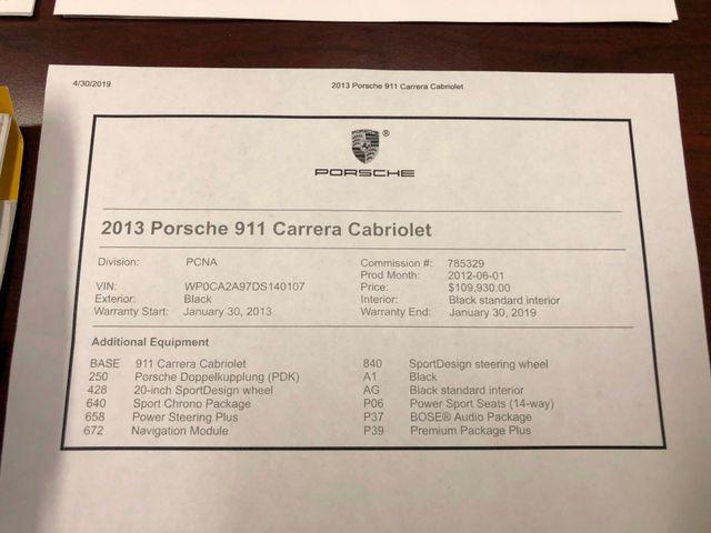 2013 Porsche 911 Carrera Longwood, FL 37